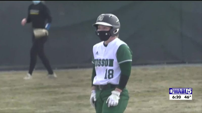 Husson softball waiting on play-in game to determine weekend series