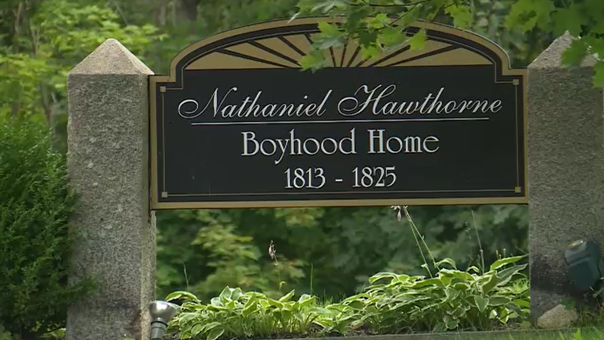 Nathaniel Hawthorne Boyhood Home