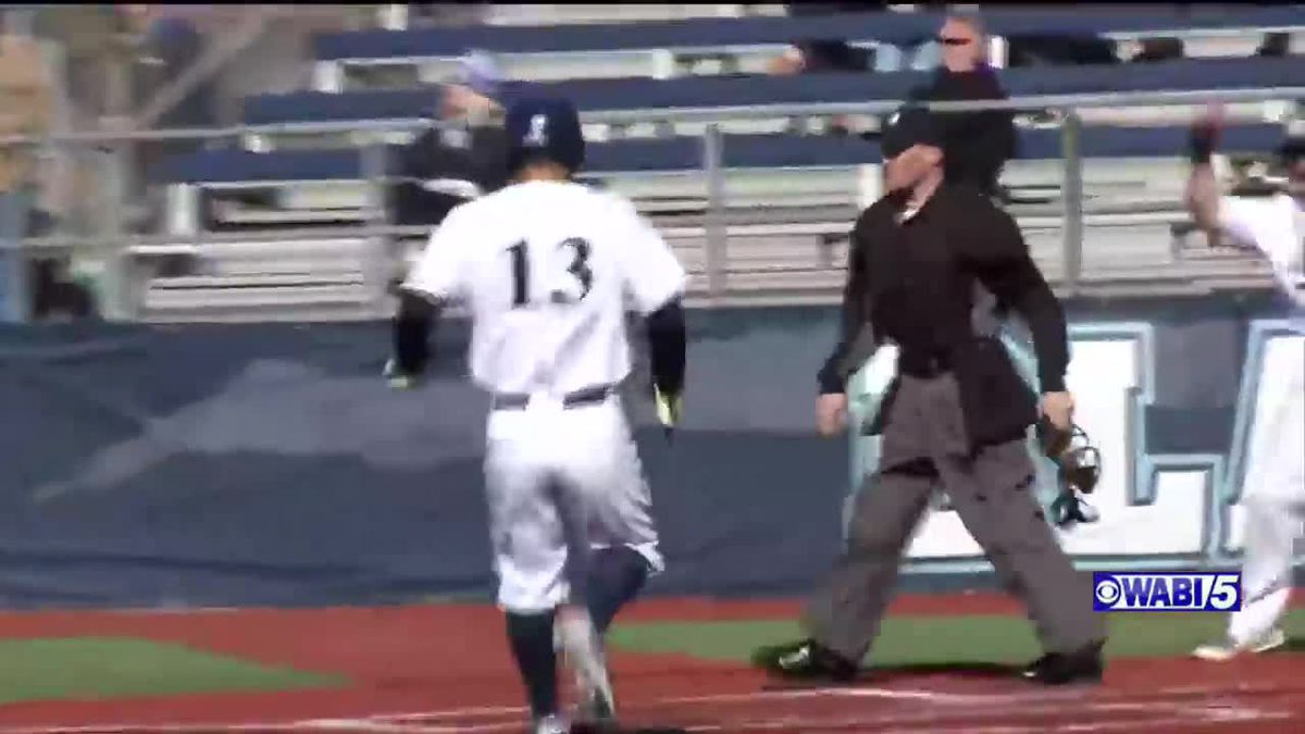 Maine baseball season opening series is cancelled