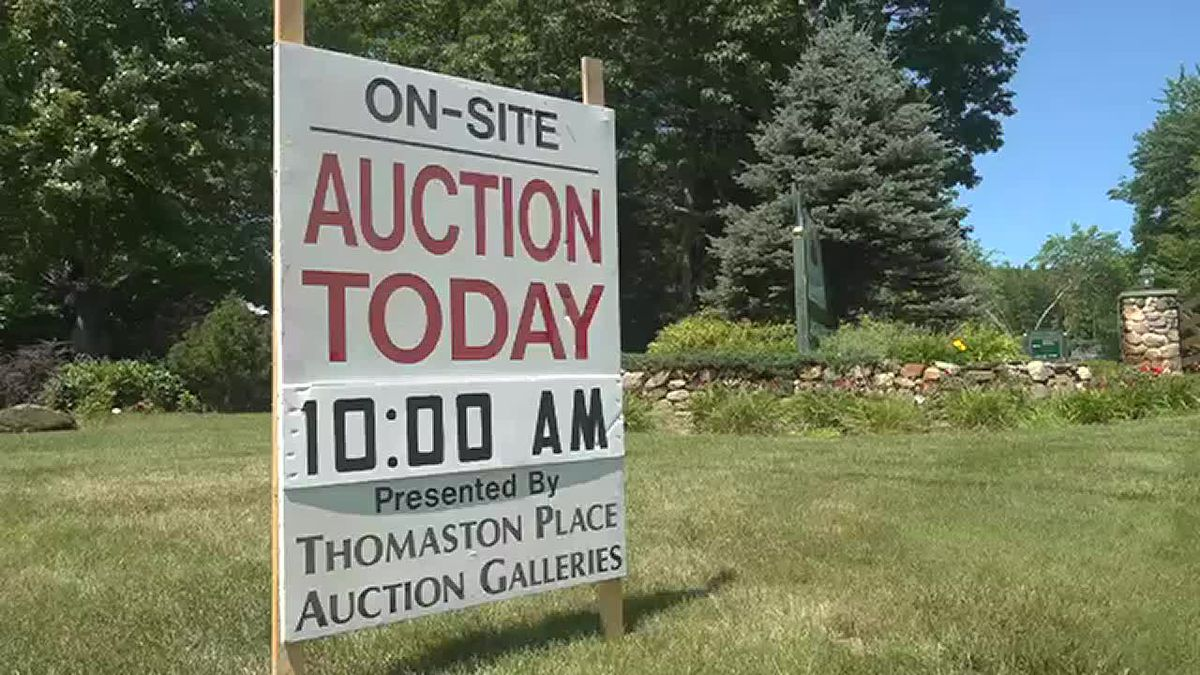 Auction by Thomaston Place Auction Galleries