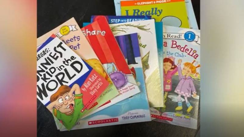 More than 1,000 books are going to first graders at one school in Central Maine over the next...