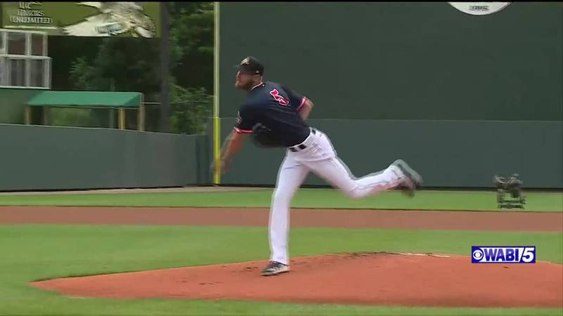 Red Sox pitcher Sale working back from injury in Portland