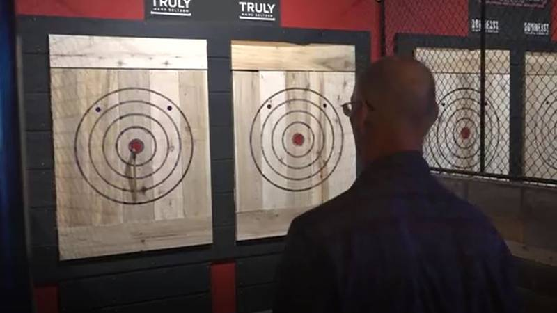 Restaurant offers Nashville vibe with live music, axe throwing
