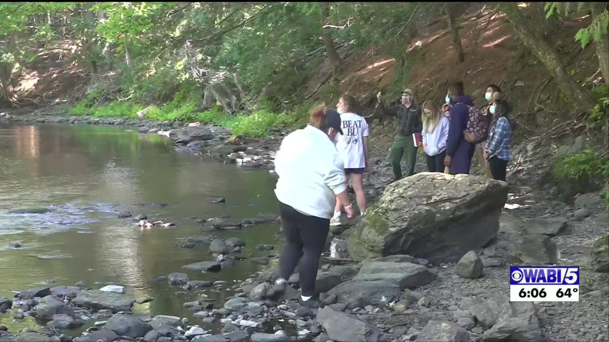 Maine Tree program helping students gain knowledge of the outdoors