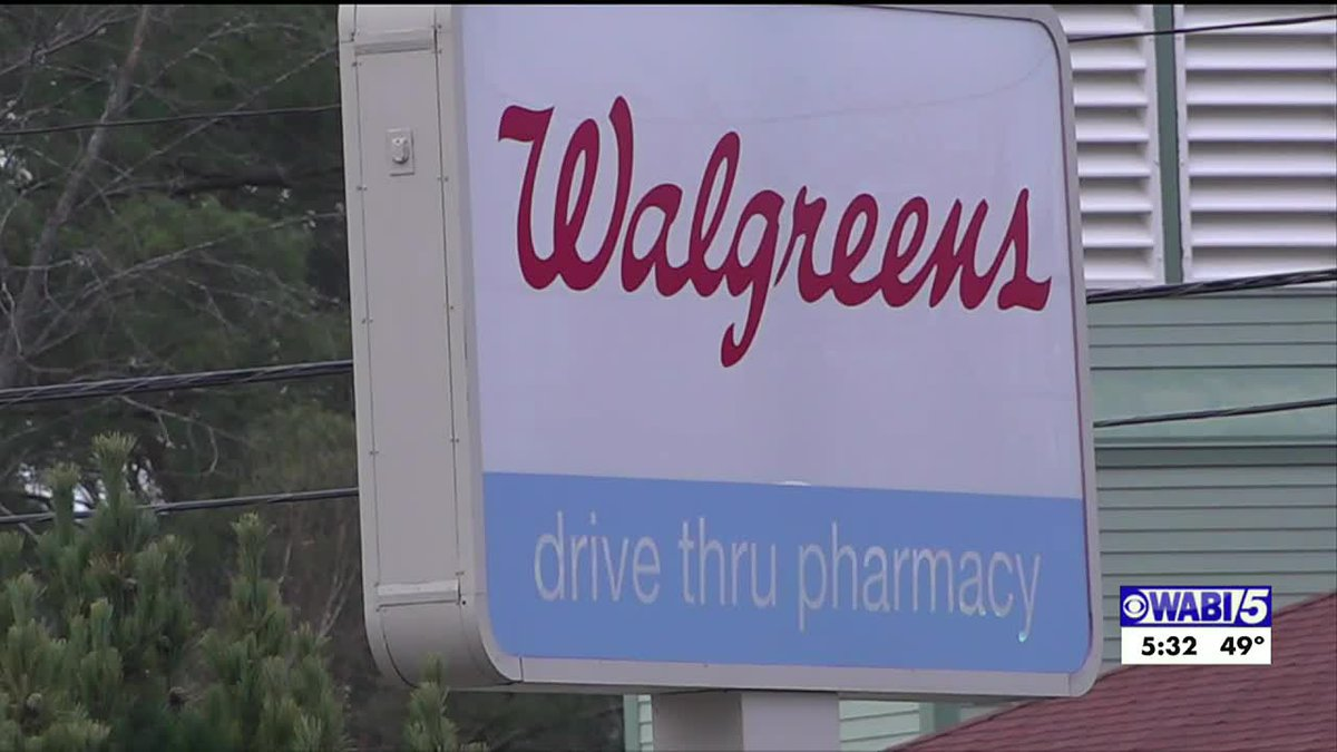 The Maine Department of Health and Human Services says 10 Walgreens will offer free rapid...