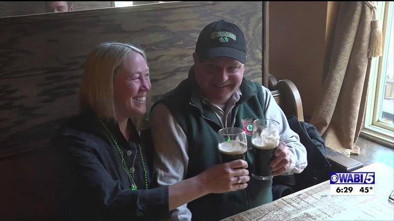 St. Patrick's Day COVID-19 Celebrations