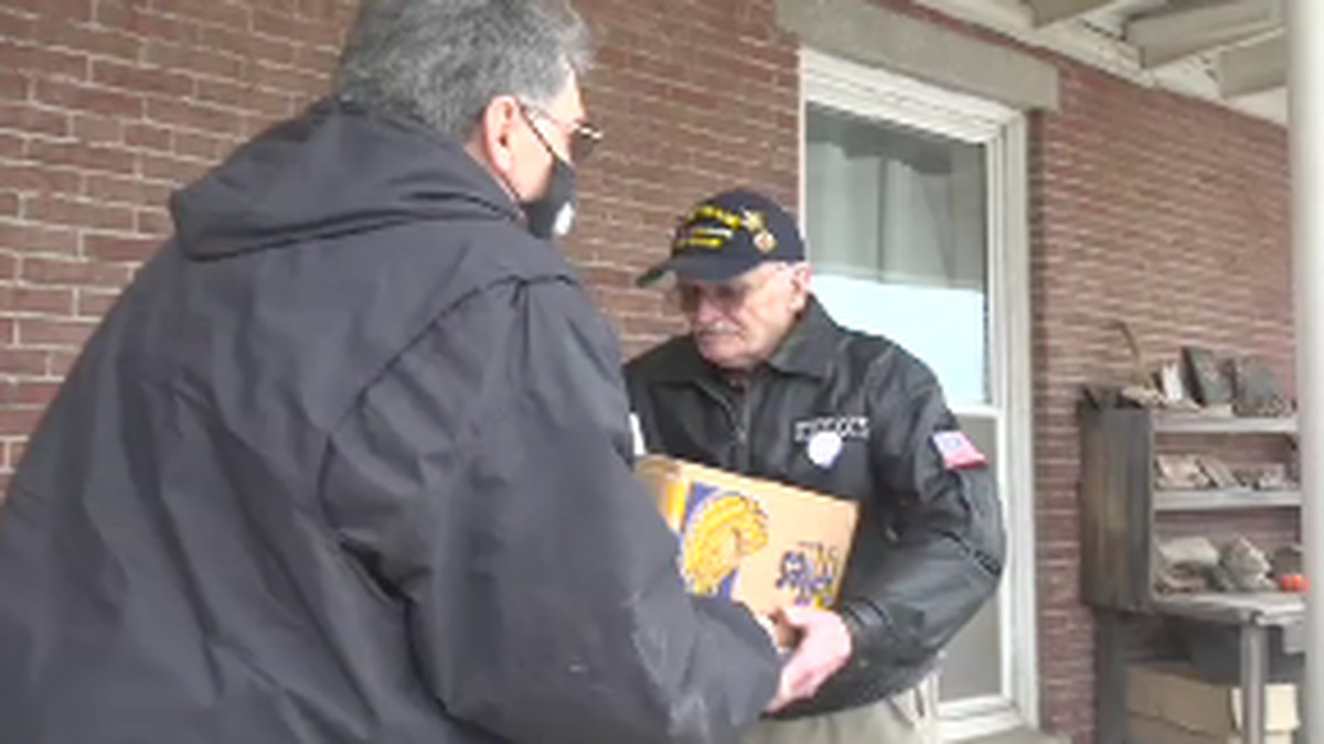 Belfast VFW is in need of a new building. (FILE)