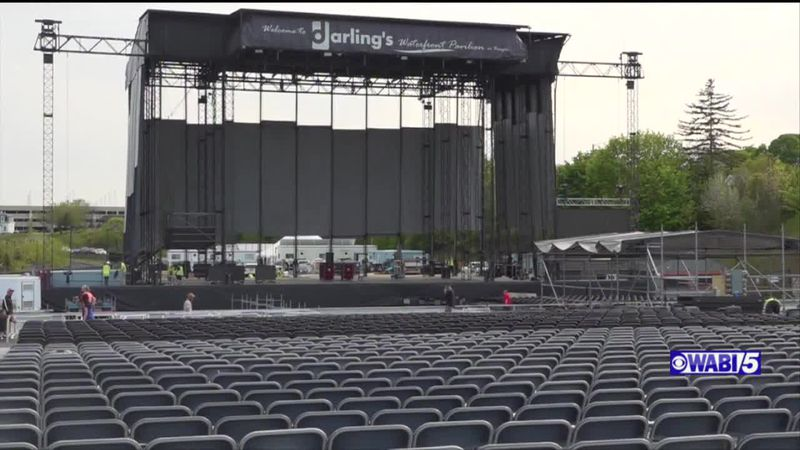 Waterfront Concerts is one of many across Maine and the rest of the country feeling the effects...