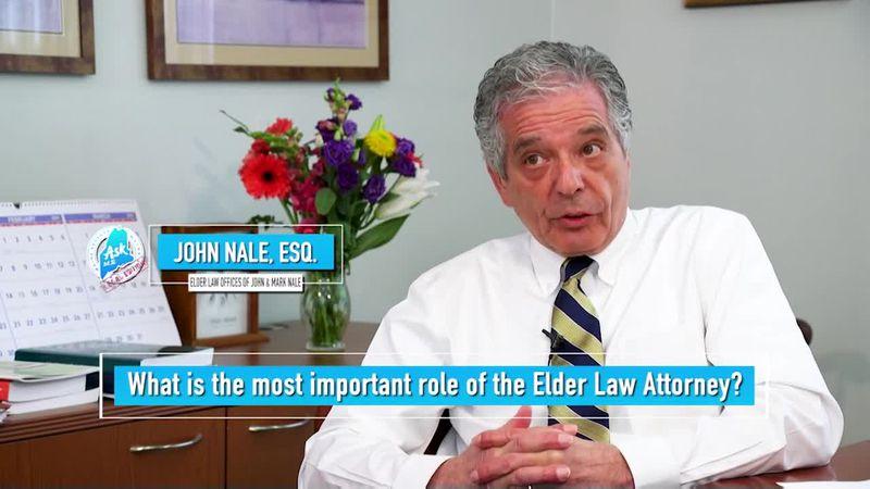 John Nale-Importance of Elder Law Attorney