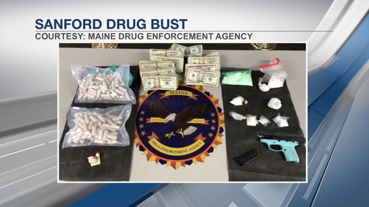 Sanford drug bust