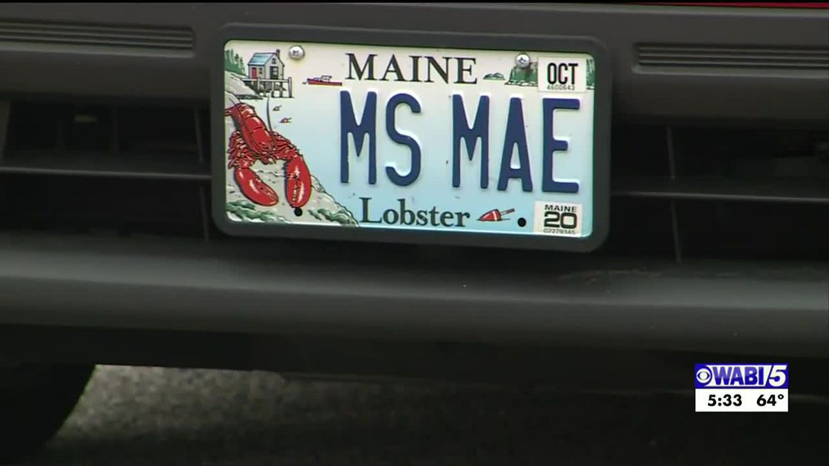 A vetting process for vanity plates was eliminated in 2015.