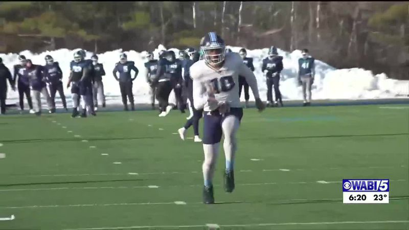 Andre Miller ready to lead UMaine's Top Flight receiving core