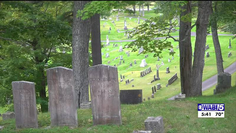 Bangor Historical Society 'Darker Mount Hope Cemetery' tours to feature dramatic and mysterious...