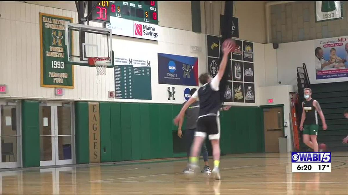 Husson men thankful for any basketball time this season