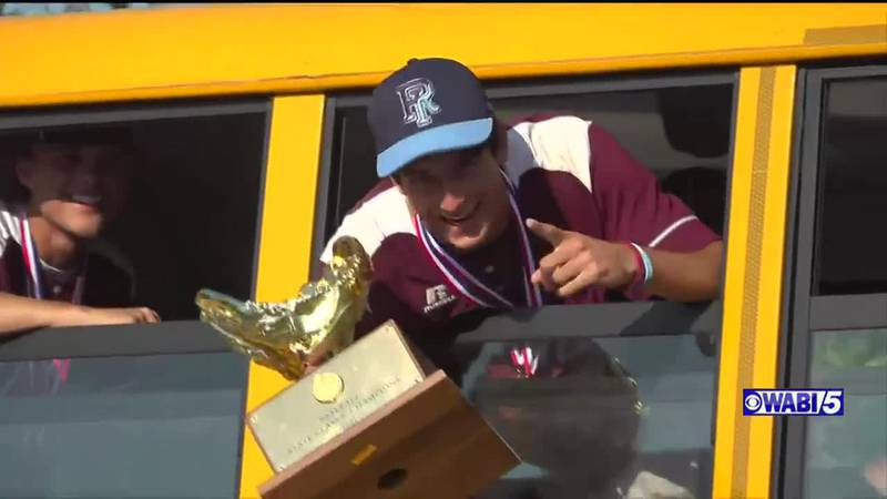 Orono baseball recognized by the community they are thankful to be part of