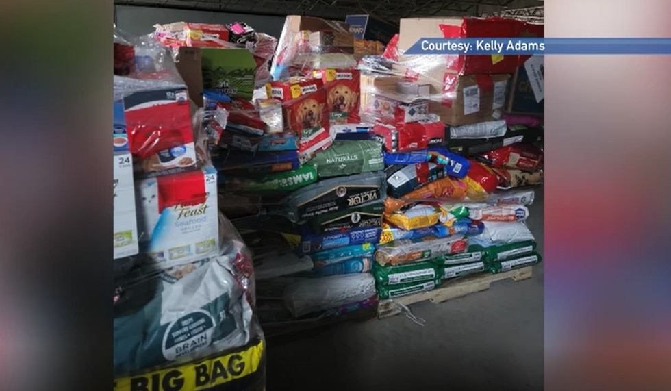 Eastern Area Agency on Aging gets donation to help pets