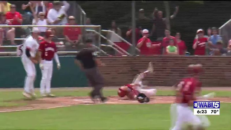 Bangor baseball falls to South Portland in the class a state game