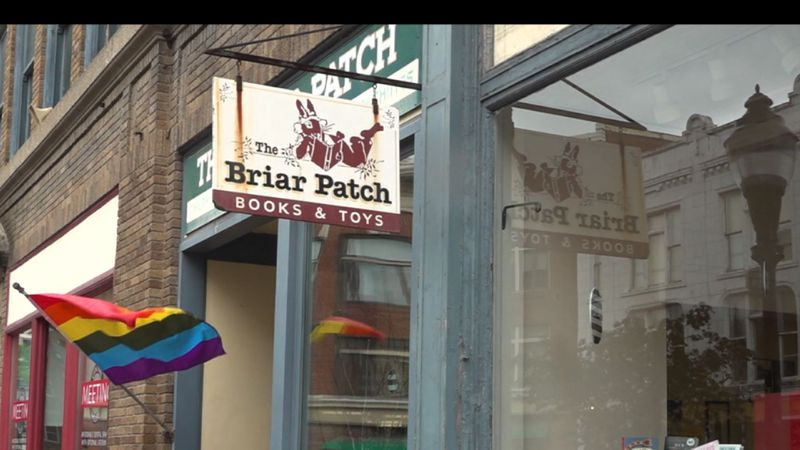 The Briar Patch is located in downtown Bangor.
