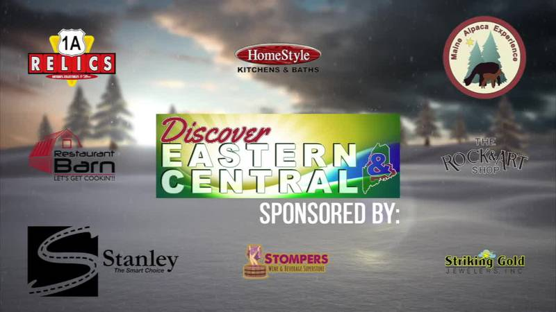 Holiday Discover Eastern & Central Maine 2020 Vol.2