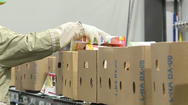 COVID-19 relief could be coming to Maine food pantries and bank through a CARES ACT program.