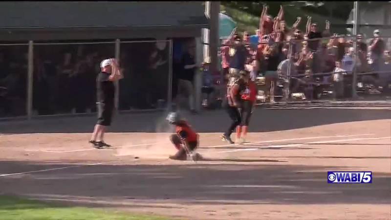 Skowhegan rallies past Biddeford for state class A softball crown