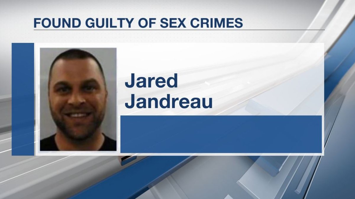 36-year-old Jared Jandreau was found guilty after he asked that an Augusta woman, Jessica Cox,...