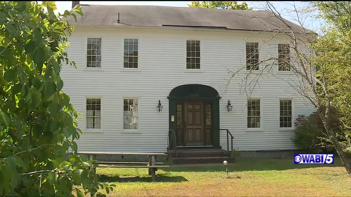 Group working to save Maine childhood home of Nathaniel Hawthorne