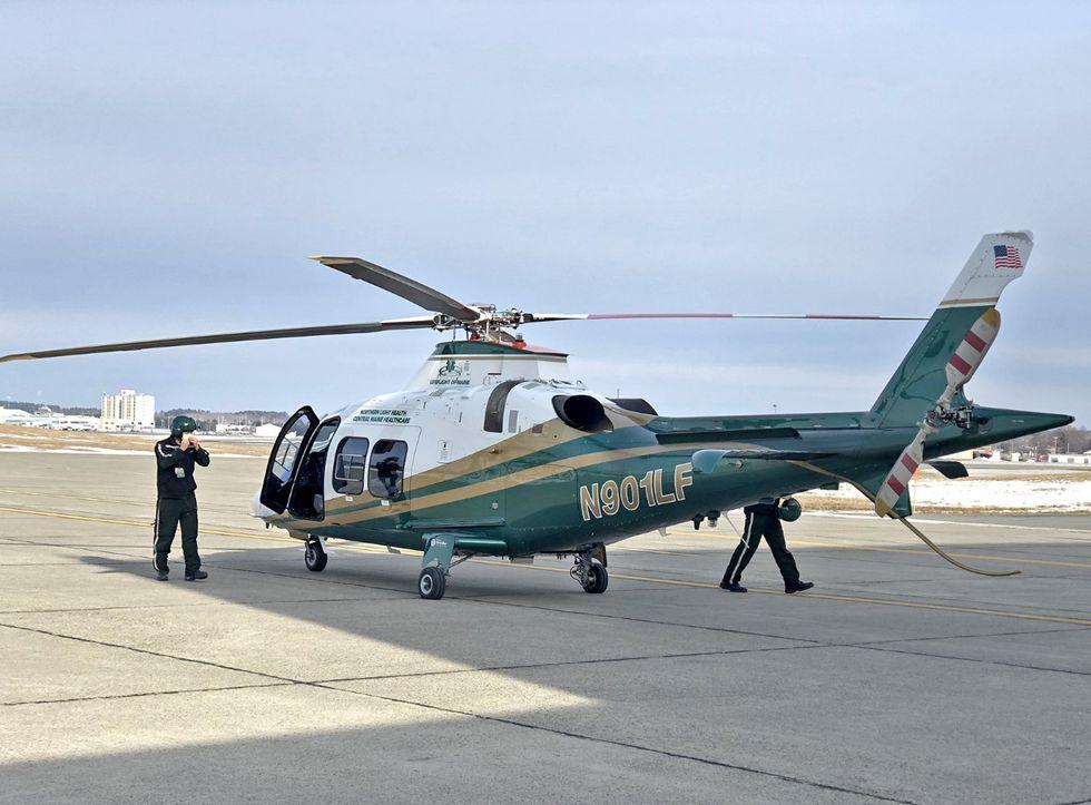 LifeFlight of Maine welcomes new aircraft as part of fleet upgrade.