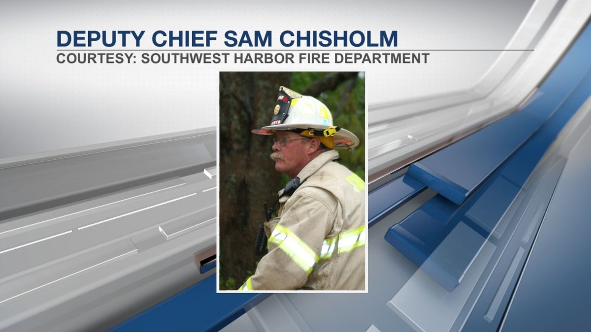 Southwest Harbor Fire Dept. Deputy Chief has passed away