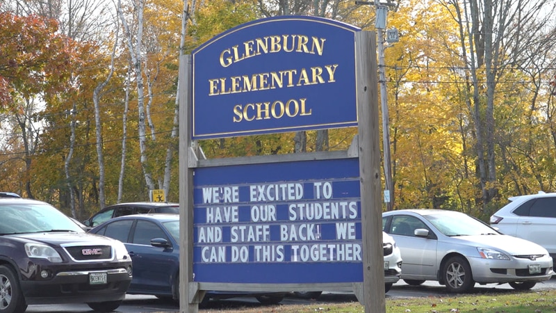 Voting for the 2020 U.S. Presidential Election in Glenburn will take place inside the school's...