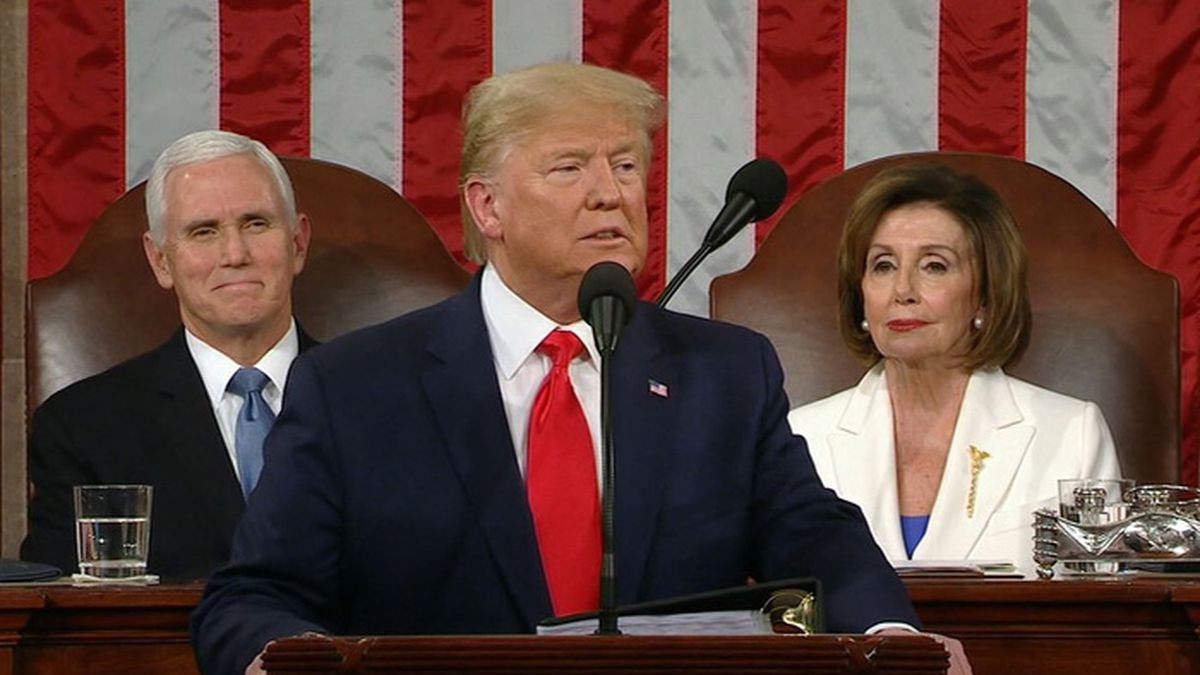 President Donald Trump delivered his third State of the Union address Tuesday night,...