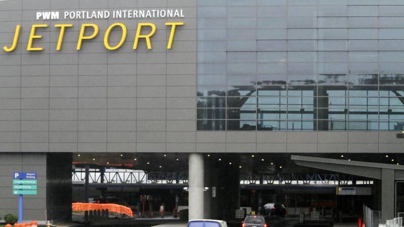 Portland International Jetport (AP Photo/Pat Wellenbach)