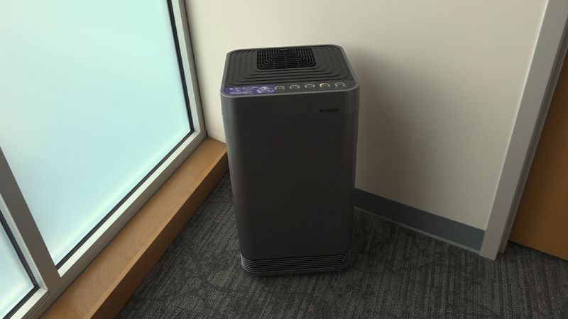 Husson University receives a donation of two OxyPure Smart Air Purifiers.