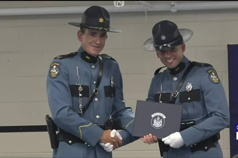 Maine State Police annual award ceremony recognizes bravery and service