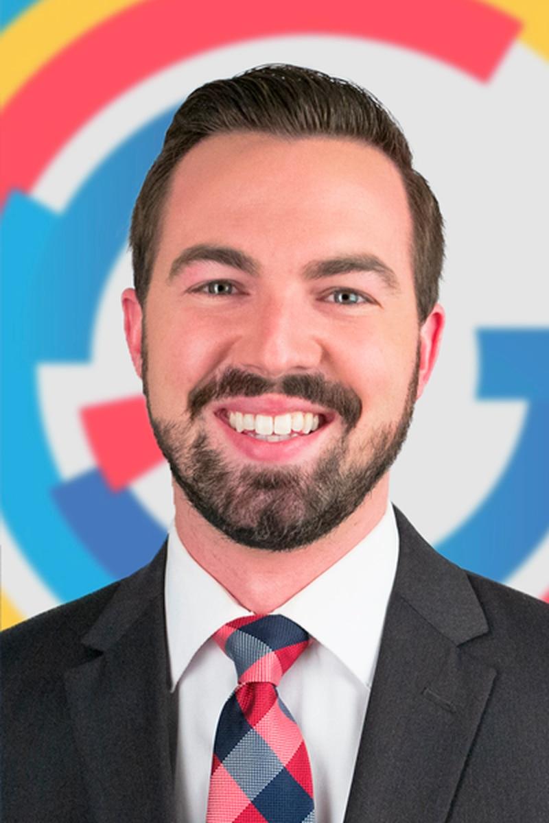 Headshot of Curt Olson, Meteorologist