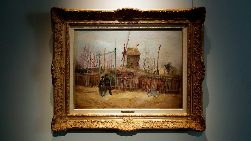 Sotheby's has estimated the painting's value between $6.1 and $9.8 million.