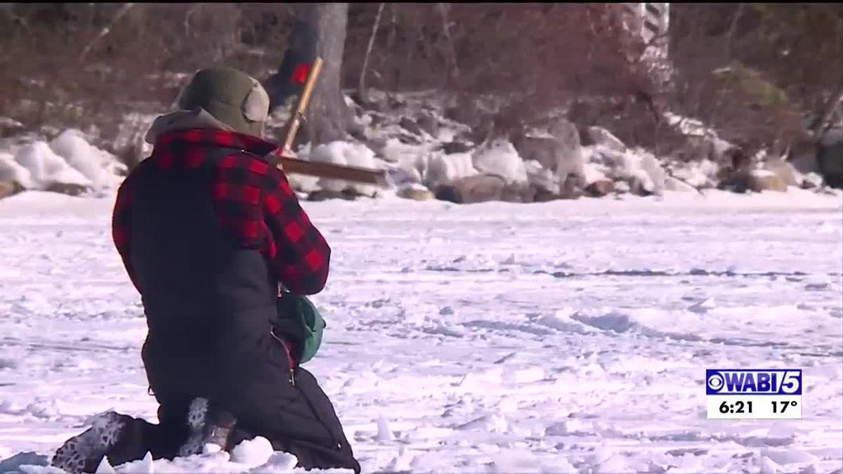 Maine IFW holding free ice fishing license week starting Saturday