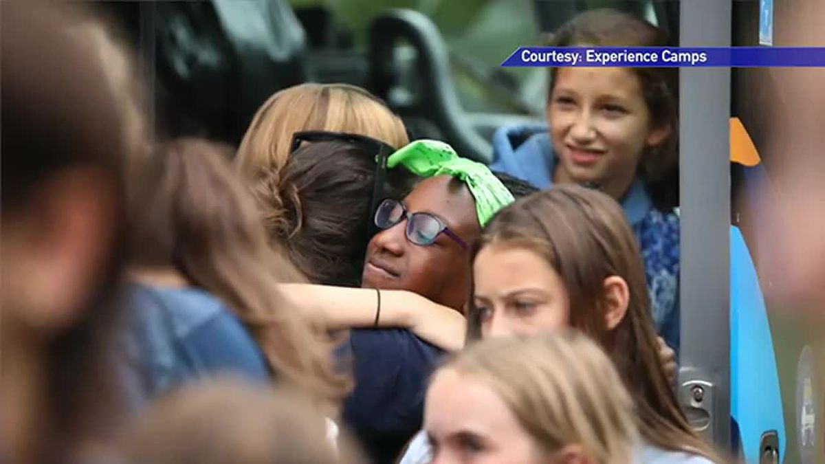 Experience Camp is offering kids hope even through a pandemic.