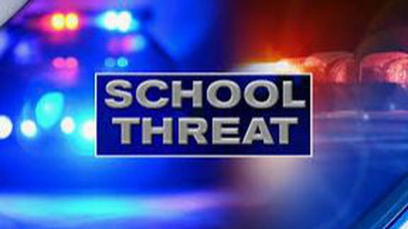 The threat did not name Bonny Eagle or Portland High Schools specifically but officials say...
