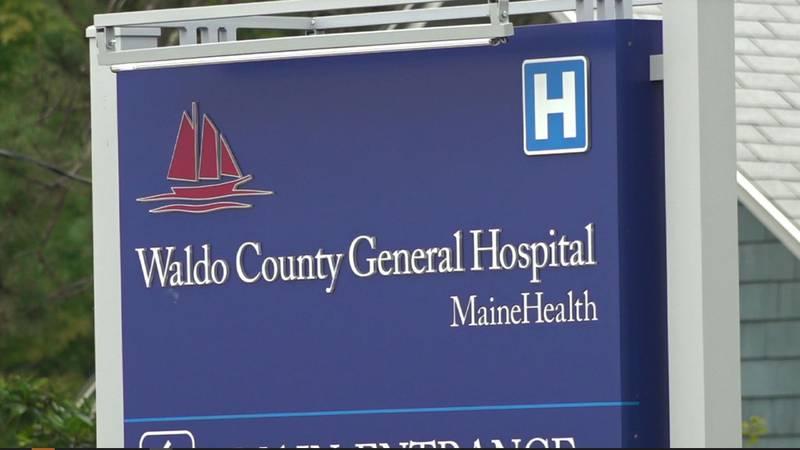 Waldo County General Hospital in Belfast