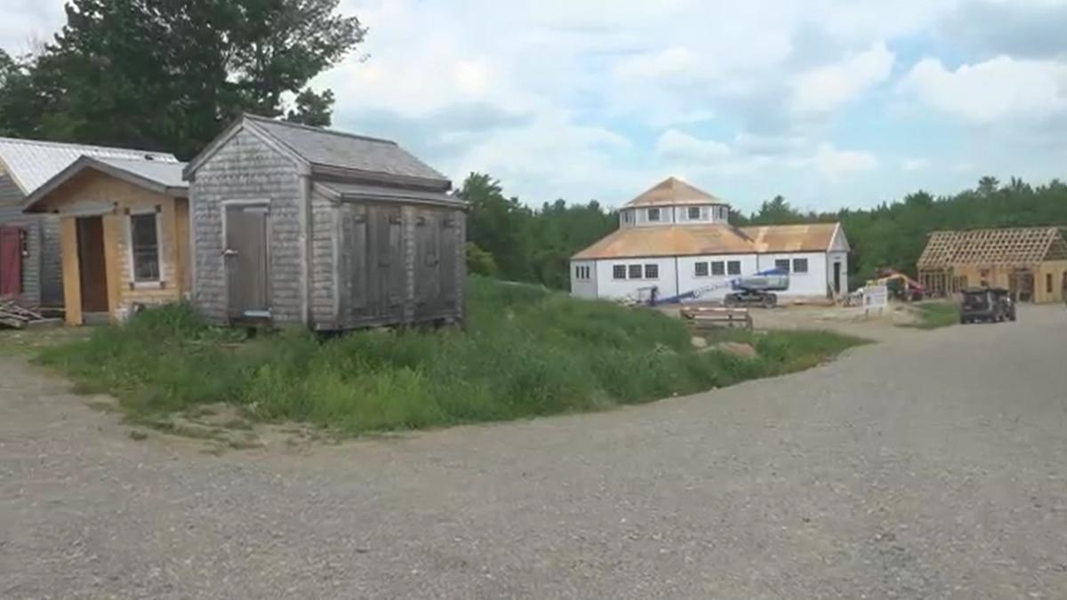19th Century Curran Village