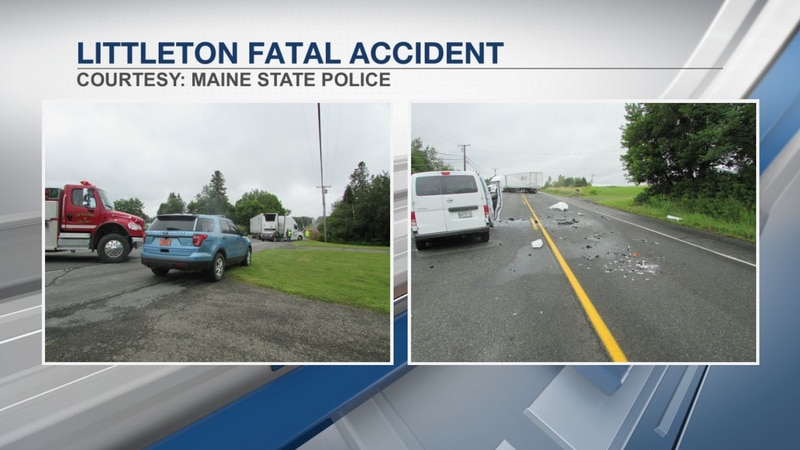 One dead after accident in Littleton