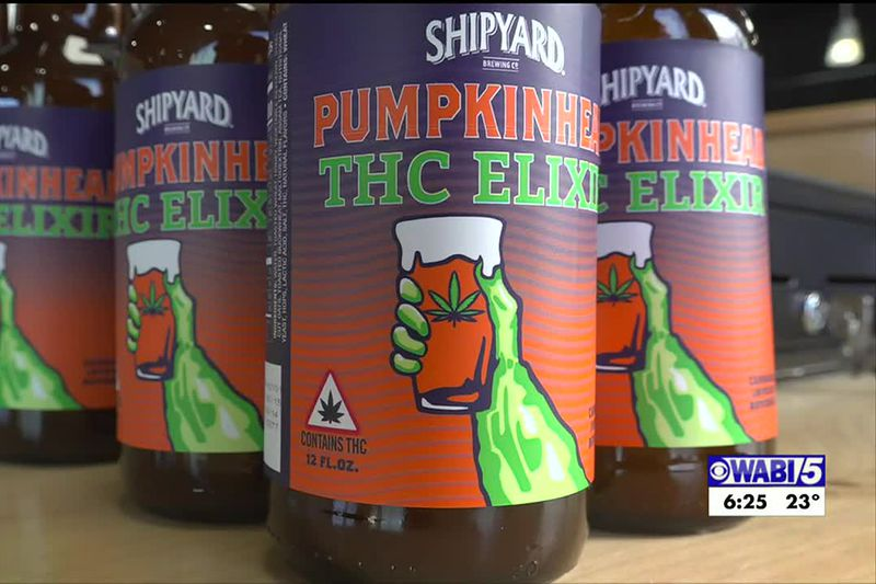 New THC infused beer hits the shelves in Maine