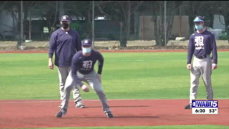 UMaine baseball back to work, preparing for conference and home opener
