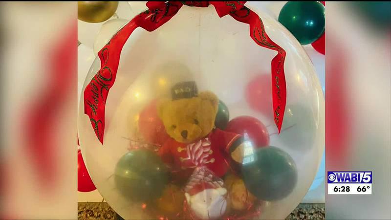Glenburn twin teens ballooning business