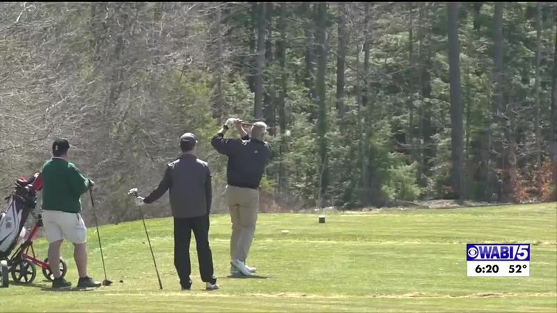 Bangor Muni is open for the season, ready for tournaments