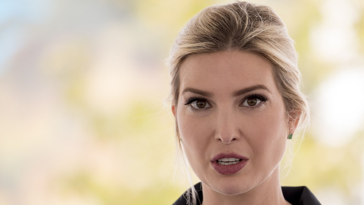 FILE - In this May 15, 2020, file photo, Ivanka Trump, daughter of President Donald Trump,...