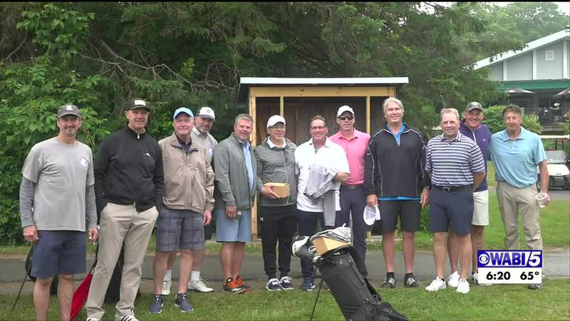 Teed off at Cancer golf tournament raises funds for former UMaine player and coach Guy Perron