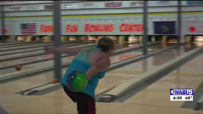 Bowling league helps fill Special Olympics void