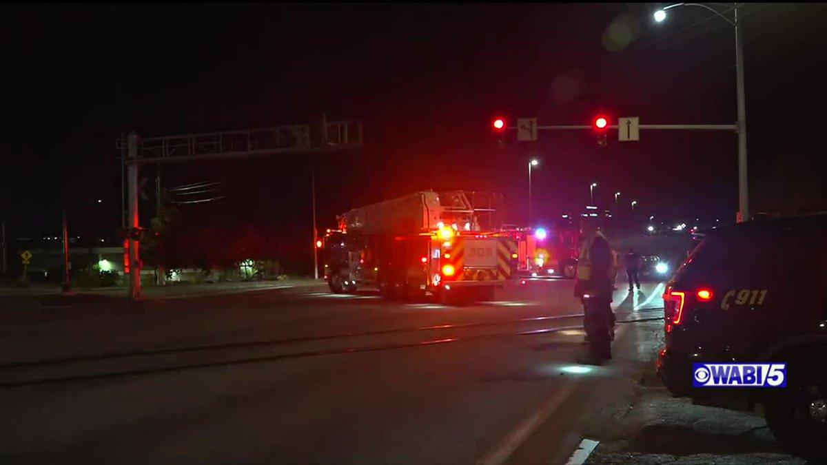 Crash shuts down Bangor-Brewer bridge